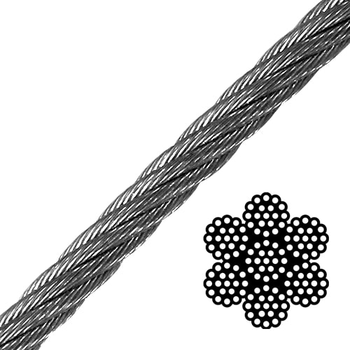 6x19-galvanized-wire-rope-structure-37000-lbs-breaking-strength