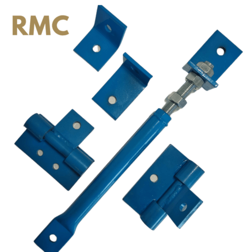 Adjustable Bracket/ Assembly for climbing Wall Construction