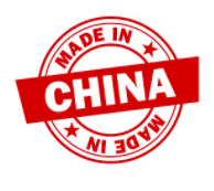 Guy anchor is Pround to Made in China