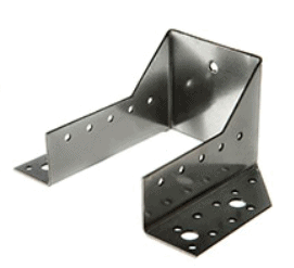 8 shape Aluminum crimping sleeve for wire rope