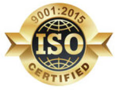 ISO 9001: 2015 Quality Control System