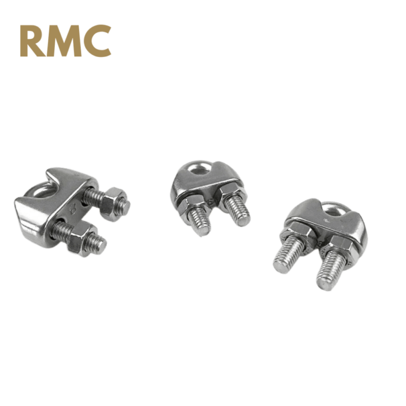 U Bolts Wire rope clip_Galvanzied & Stainless steel_Rope Courses Hardware