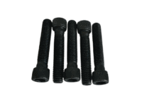 Metric and UNC Socket Head Cap Screw for Climbing Holds