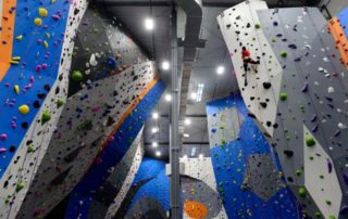 A typicial Artificial Climbing Wall shall include the following items_RMC