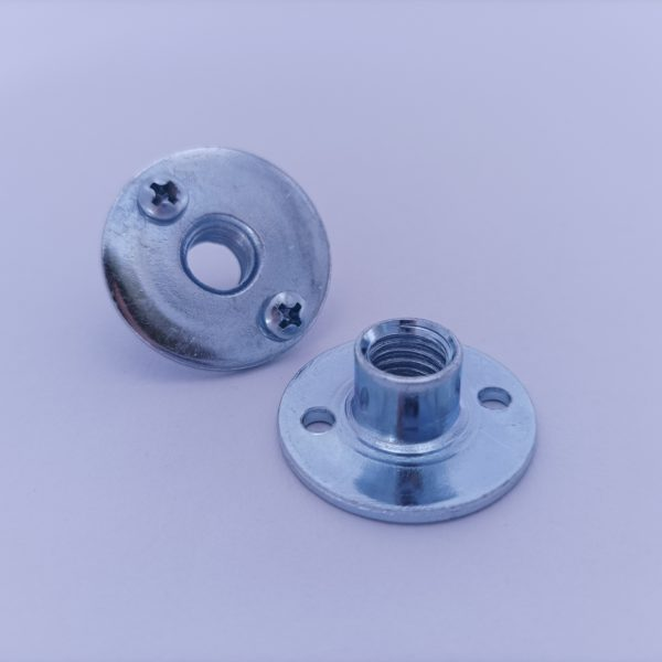 M10X12X30 Big round base T-Nuts for climbing wall